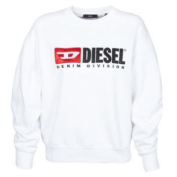 Odjeća Žene  Sportske majice Diesel F-ARAP Bijela