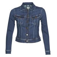 Odjeća Žene  Traper jakne Lee SLIM RIDER JACKET Tmavá / Hunt