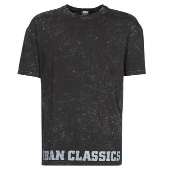 Odjeća Muškarci  Majice kratkih rukava Urban Classics TOBI Crna