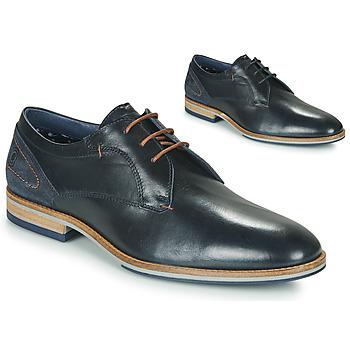 Obuća Muškarci  Derby cipele Casual Attitude MORANI Crna