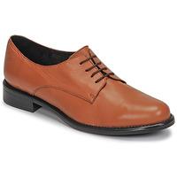 Obuća Žene  Derby cipele Betty London CAXO Smeđa