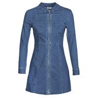 Odjeća Žene  Kratke haljine Noisy May NMLISA Blue