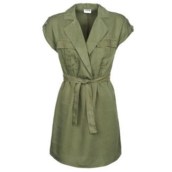 Odjeća Žene  Kratke haljine Noisy May NMVERA Kaki