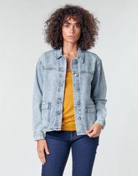 Odjeća Žene  Jakne i sakoi Noisy May NMMELODIE Blue / Svijetla