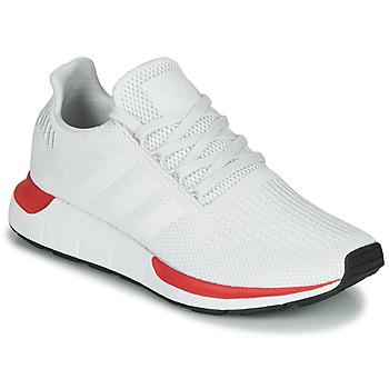 Obuća Muškarci  Niske tenisice adidas Originals SWIFT RUN Bijela / Red