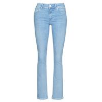 Odjeća Žene  Bootcut traperice Replay LUZ BOOTCUT Blue