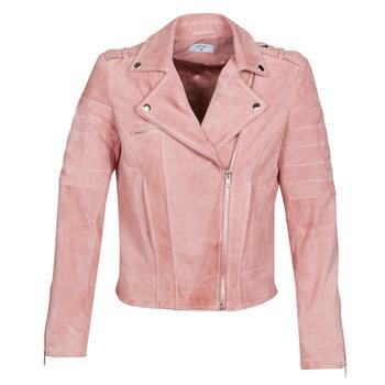 Odjeća Žene  Kožne i sintetičke jakne Betty London MARILINE Ružičasta