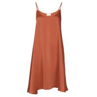 Odjeća Žene  Kratke haljine Moony Mood FANETTI Smeđa