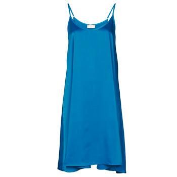 Odjeća Žene  Kratke haljine Moony Mood FANETTI Blue
