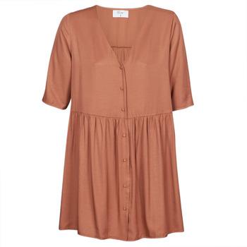 Odjeća Žene  Kratke haljine Betty London MOUDENE Smeđa