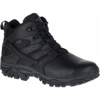 Obuća Muškarci  Pješaćenje i planinarenje Merrell Moab 2 Mid Response Waterproof Crna