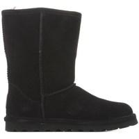 Obuća Žene  Čizme za snijeg Bearpaw Elle Crna