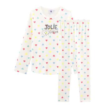 Odjeća Djevojčica Pidžame i spavaćice Petit Bateau FIONA Multicolour