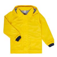 Odjeća Djeca Parke Petit Bateau FATAH Žuta