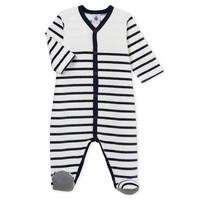 Odjeća Djeca Pidžame i spavaćice Petit Bateau FUT Bijela / Blue