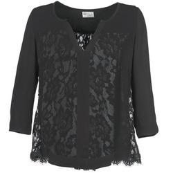 Odjeća Žene  Topovi i bluze Stella Forest STIRPIA Crna