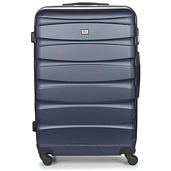Torbe Čvrsti kovčezi David Jones CHAUVETTINI 107L Blue