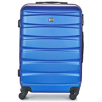 Torbe Čvrsti kovčezi David Jones CHAUVETTINI 72L Blue