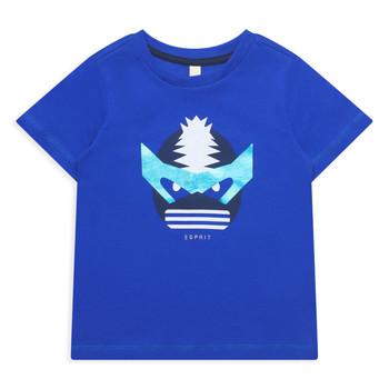 Odjeća Djevojčica Majice kratkih rukava Esprit ENORA Blue