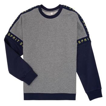 Odjeća Djevojčica Sportske majice Esprit ELISEE Siva