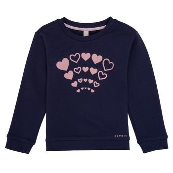 Odjeća Djevojčica Sportske majice Esprit ESTER Blue