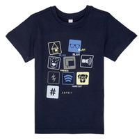 Odjeća Dječak  Majice kratkih rukava Esprit ENZIEO Blue