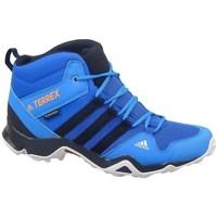 Obuća Djeca Pješaćenje i planinarenje adidas Originals Terrex AX2R Mid CP