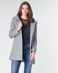 Odjeća Žene  Kaputi Moony Mood SOLINE Siva