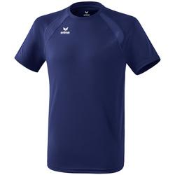 Odjeća Djeca Majice kratkih rukava Erima T-shirt enfant  Performance bleu