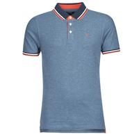 Odjeća Muškarci  Polo majice kratkih rukava Jack & Jones JJEPAULOS Blue