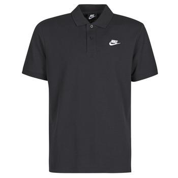 Odjeća Muškarci  Polo majice kratkih rukava Nike M NSW CE POLO MATCHUP PQ Crna / Bijela