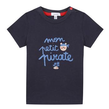 Odjeća Dječak  Majice kratkih rukava Absorba NADINE Blue