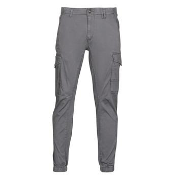 Odjeća Muškarci  Cargo hlače Jack & Jones JJIPAUL Siva