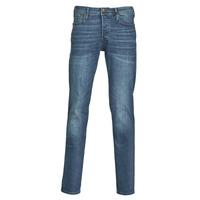 Odjeća Muškarci  Slim traperice Jack & Jones JJITIM Blue / Zagasita