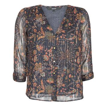 Odjeća Žene  Topovi i bluze Vero Moda VMGLAMMY Blue