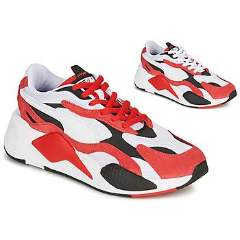Obuća Niske tenisice Puma RS-X3 Red / Bijela
