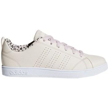Obuća Djeca Niske tenisice adidas Originals VS Advantage CL K Bež