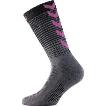 Modni dodaci Djevojčica Čarape Hummel Chaussettes femme  Gradient PE20 noir/rose