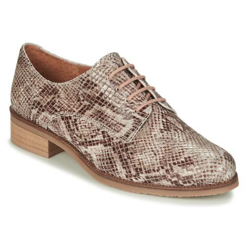 Obuća Žene  Derby cipele André PANCAKE Bež