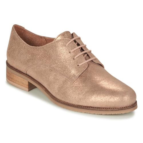 Obuća Žene  Derby cipele André PANCAKE Gold