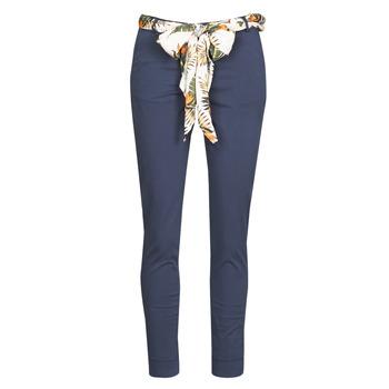 Odjeća Žene  Hlače s pet džepova Betty London MIRABINE Blue