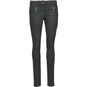 Odjeća Žene  Slim traperice Tom Tailor LIRDO Crna