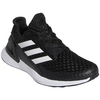 Obuća Djeca Running/Trail adidas Originals Rapidarun Crna