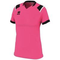 Odjeća Žene  Majice kratkih rukava Errea Maillot femme  lenny vert/noir/blanc