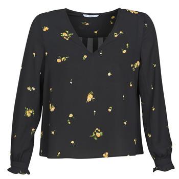 Odjeća Žene  Topovi i bluze Only ONLADIE Crna
