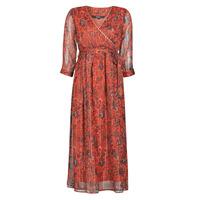Odjeća Žene  Duge haljine Vero Moda VMGLAMMY Red