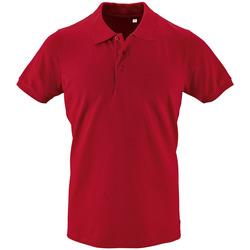 Odjeća Muškarci  Polo majice kratkih rukava Sols PHOENIX MEN SPORT Rojo