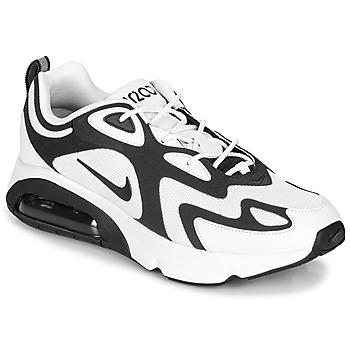 Obuća Muškarci  Niske tenisice Nike AIR MAX 200 Bijela / Crna