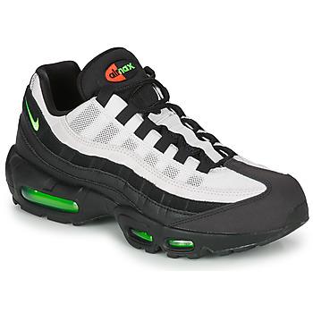Obuća Muškarci  Niske tenisice Nike AIR MAX 95 Crna / Bijela / Zelena