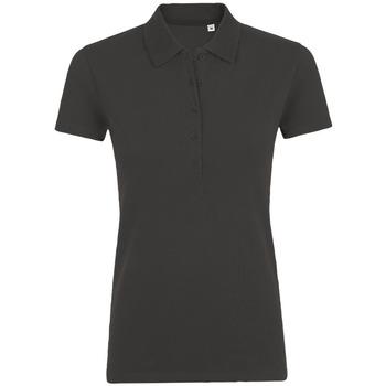Odjeća Žene  Polo majice kratkih rukava Sols PHOENIX WOMEN SPORT Gris